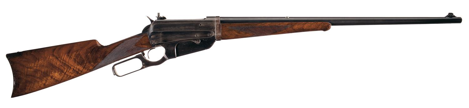 Winchester 1895 Rifle 405 WCF