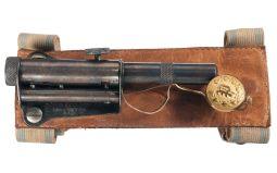 E Carlstrom - Sleeve Pistol