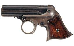 Very Fine E. Remington & Sons Elliot Derringer