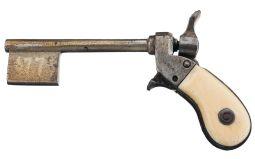 European - Key Pistol