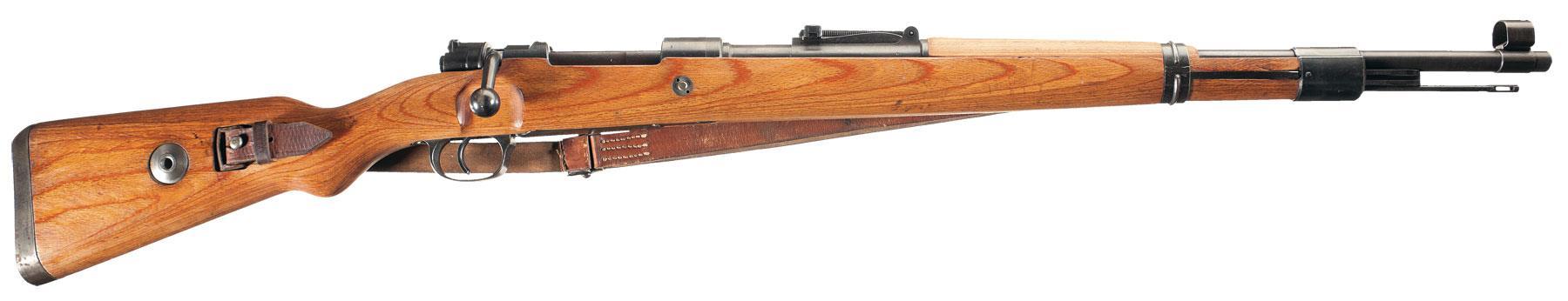 Gustloff Werke- Suhl 98K Rifle 7 92 mm Mauser