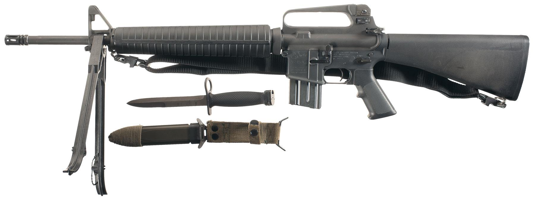 colt ar15 a2 serial numbers