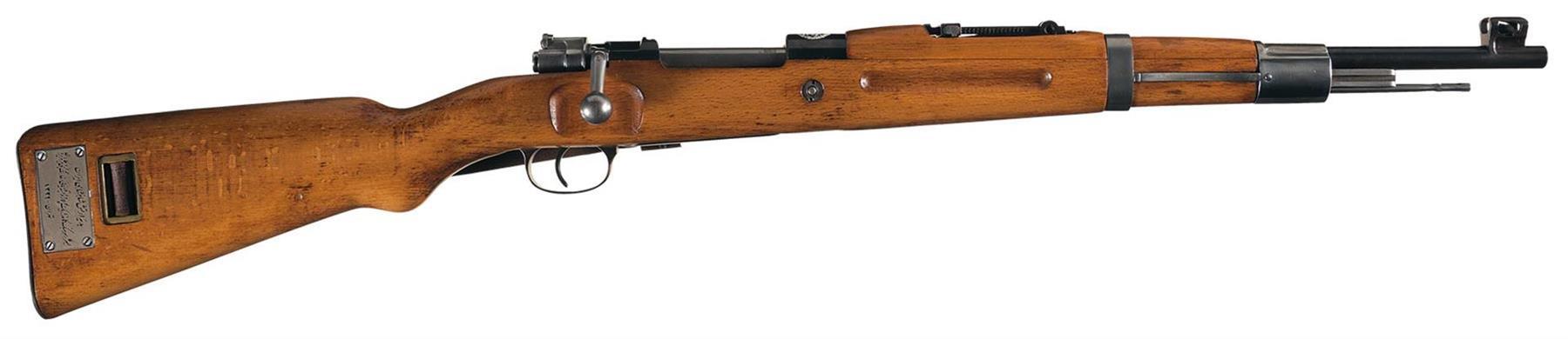 M 49 Persian Mauser IRAN (Persian) - 49-Ca...