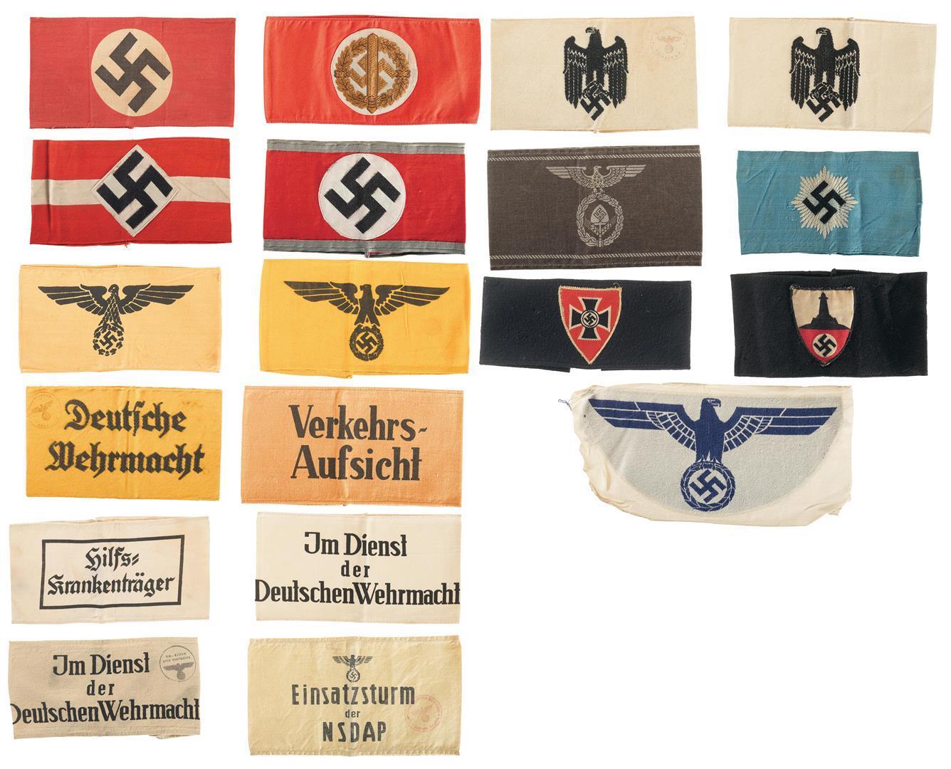 how to make a nazi armband