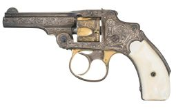 Smith & Wesson - Safety Hammerless