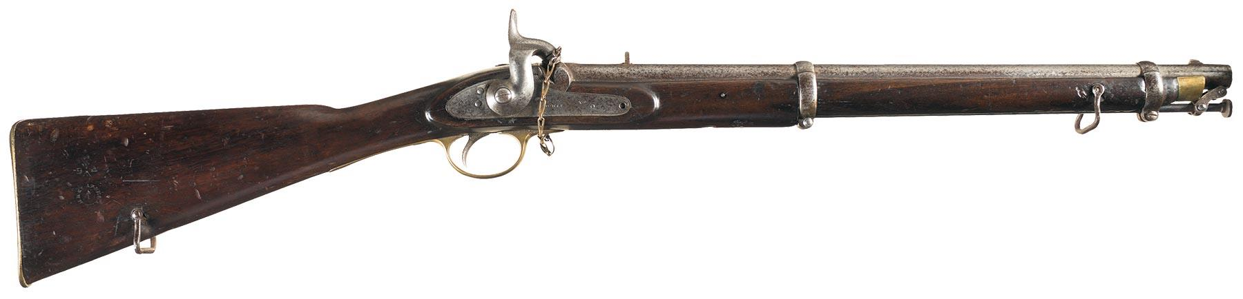 Tower Pattern 1856 Percussion Cavalry Carbine with History