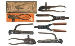 Collector's Lot of Antique Reloading Tools