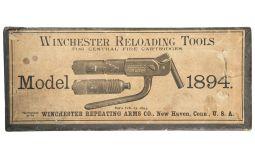 Winchester Model 1894 Reloading Tool in Origi