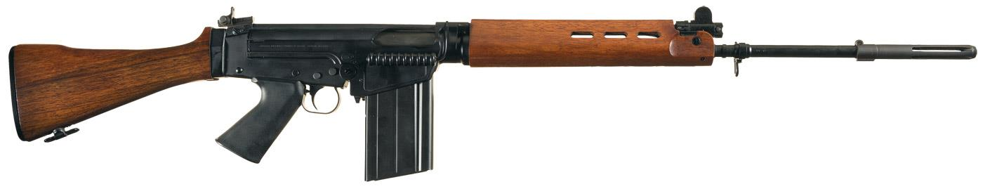 Scarce FN-FAL G-Series Semi-Automatic Rifle