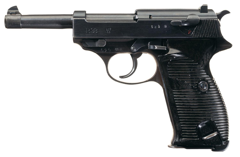 mauser p 38 pistol firearms auction lot 1550. Black Bedroom Furniture Sets. Home Design Ideas
