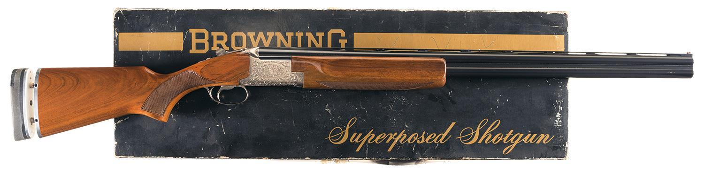 Browning Arms B27 Shotgun 12