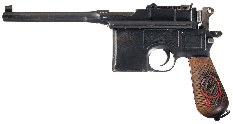 Mauser - Broomhandle