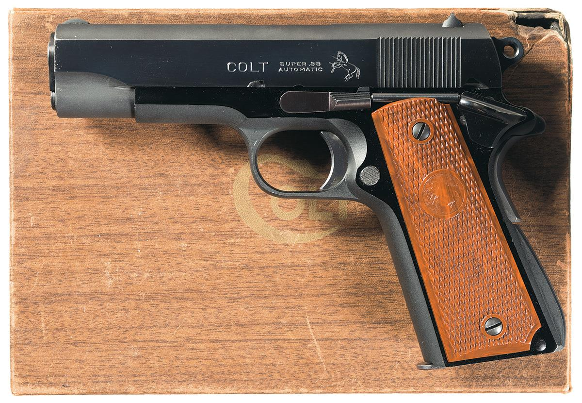 M1911 Semi Auto Pistol You Will Shoot Your Eye Out