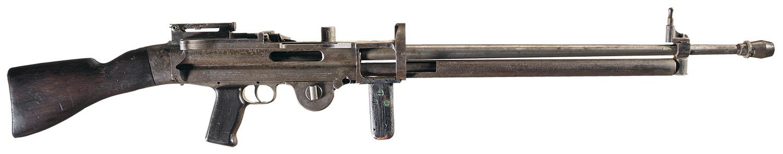 machine gun auction