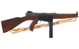 Colt 1928 thompson Machine gun 45 ACP