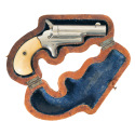 Colt Third Model Derringer with Leather Case