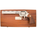Cased Colt Python Double Action Revolver