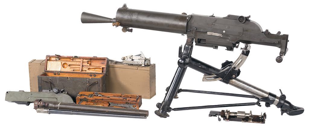 Steyr 7/12 Machine gun 8 mm