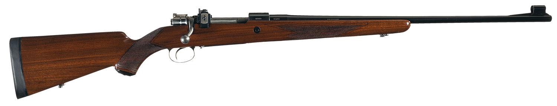 Fabrique Nationale FN Supreme Mauser Bolt Action Rifle