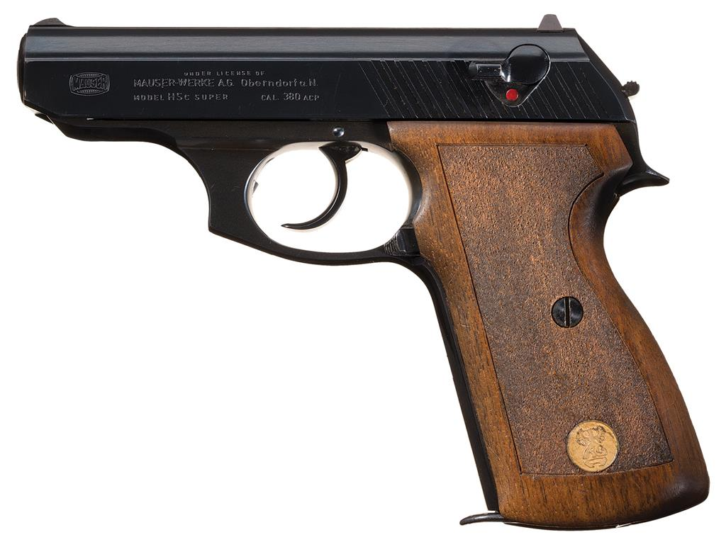 Mauser - Hsc
