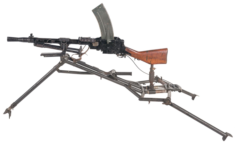 machine gun auctions