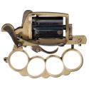 Very Fine Dolne Apache Pinfire Pocket Revolver with Knife