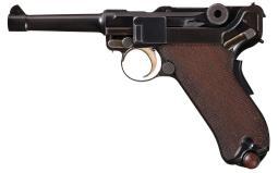 DWM Luger 1906