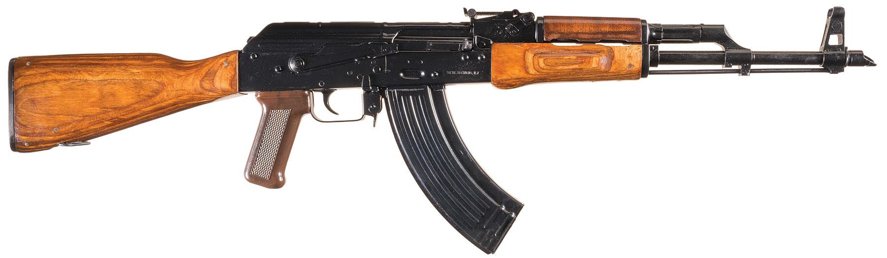 Polytech ak-47 serial numbers