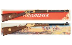 Winchester 24 of 300 Model 94E Sioux Nation Carbine
