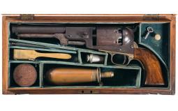 Scarce Colt Hartford English Dragoon Percussion Revolver