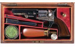 Exceptional Colt London Model 1849 Pocket Revolver