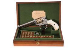 Wexell & DeGress Mexico City Shipped Retailer Colt Model 1877