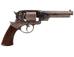 Civil War U.S. Starr Model 1858 Army Double Action Revolver