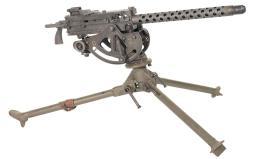 Post-WW II U.S. M37 Full Auto Class III C&R Light Machine Gun