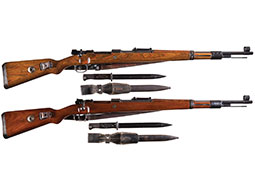 Lot of Two Mauser