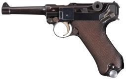 Krieghoff  Heinrich  Gun Co   - Luger