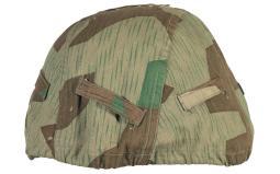 Nazi Camouflage Helmet Cover,
