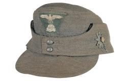 Enlisted Waffen-SS Mountain Trooper Field Cap
