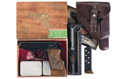 Walther PPK Pistol 7.65 mm auto