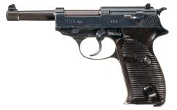Early Walther 480 Code P 38 Pistol