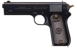 Colt 1903 Pocket Hammer Pistol, Factory Archive