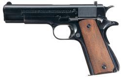 Excellent Pre-War Colt Ace Model Semi-Automatic Pistol