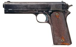 Colt Military Model 1905 Semi-Automatic Pistol
