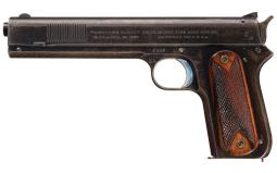 U.S. 2nd Contract Colt Army 1900 Pistol