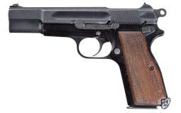 Inglis High Power Pistol 9 mm P
