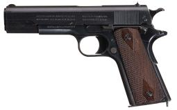 World War I Colt Model 1911 Semi-Automatic Pistol