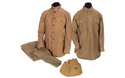 U.S. Army Air Service Enlisted Aviator Uniform, C.1918-1926