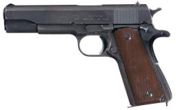 U.S. Union Switch & Signal Model 1911A1 Semi-Automatic Pistol