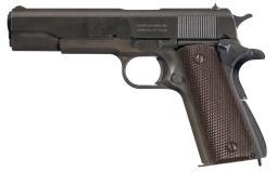 World War II U.S. Remington Rand Model 1911A1 Semi-Automatic