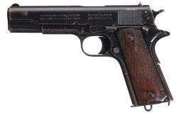 Colt British Contract Government Model Semi-Automatic Pistol